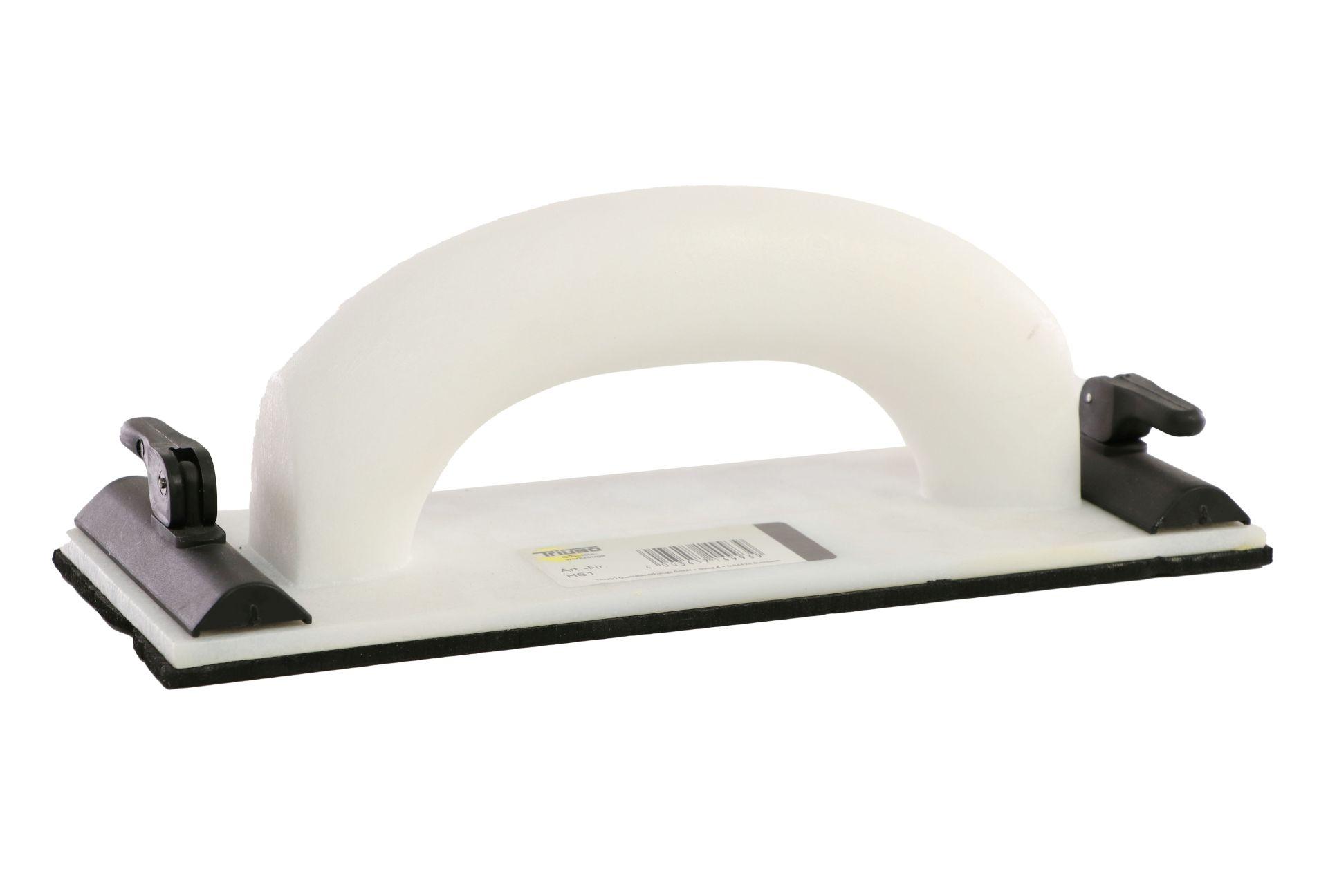 TRIUSO Handschleifer mit Klappverschluss, 90 x 240 mm