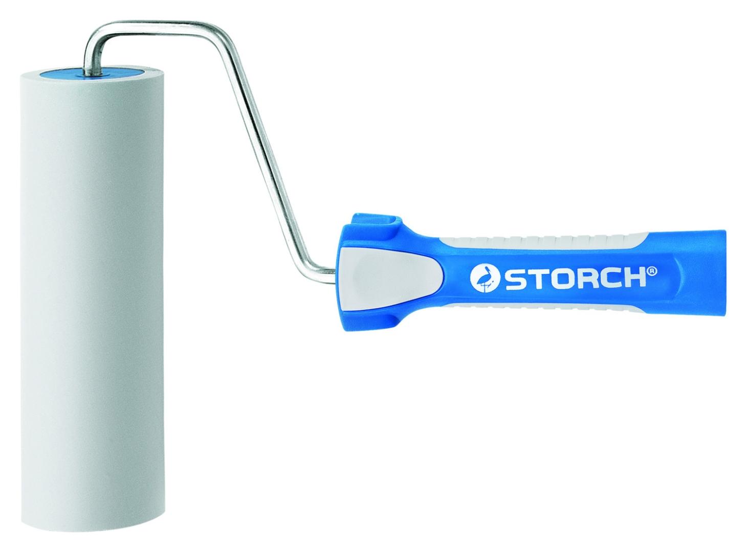 STORCH Tapezier-Roller, 18 cm, einseitig verschäumt