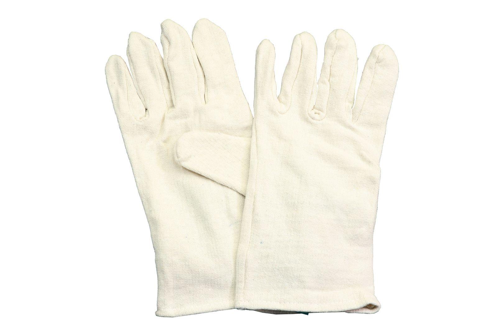 L+D JERSEY Baumwoll-Trikot-Handschuh