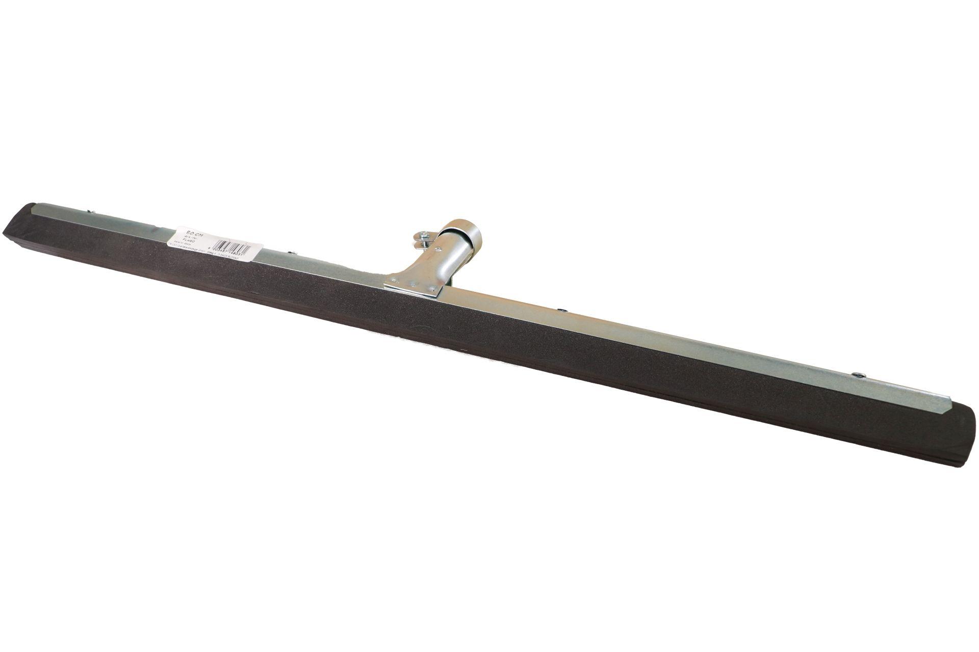 TRIUSO Fliesen-Gummiwischer, Wasserschieber, 600 mm, mit Moosgummi