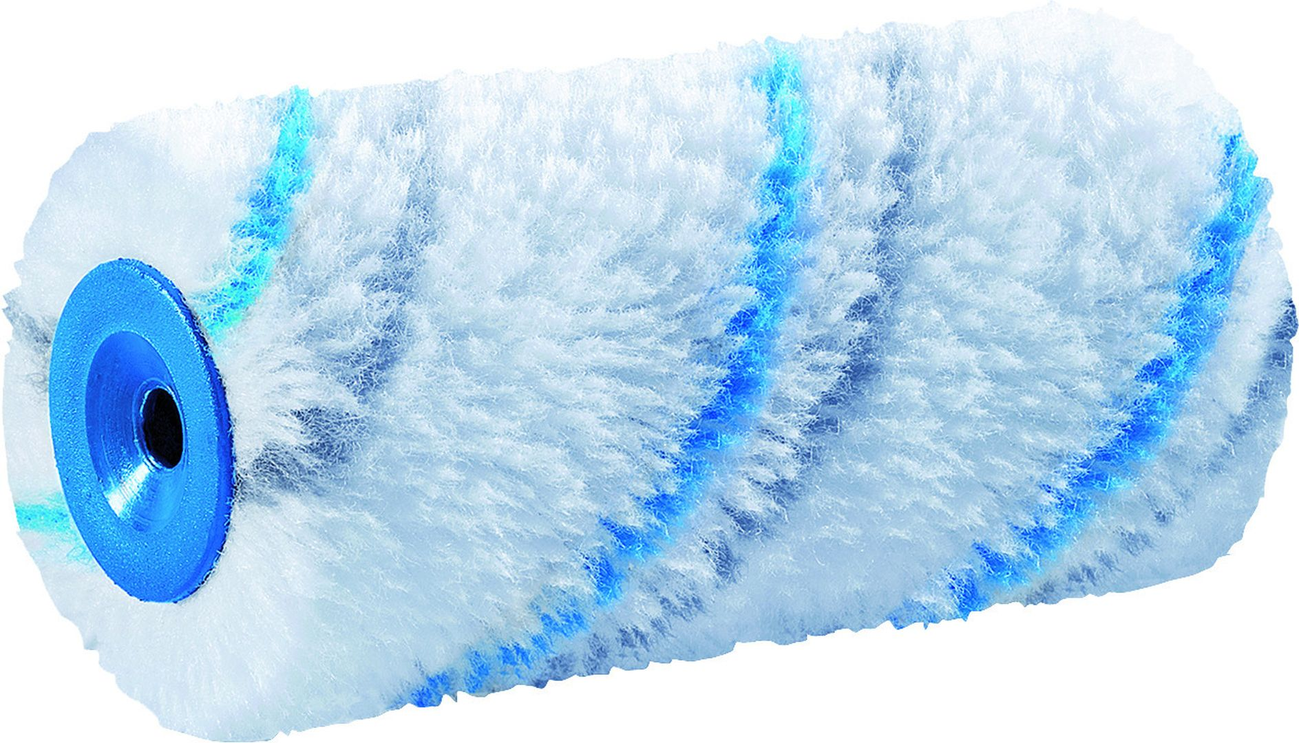 STORCH Walze, 12 cm, im 2er Pack, K330 Polyamid 12 Multicolor Blaugraufaden