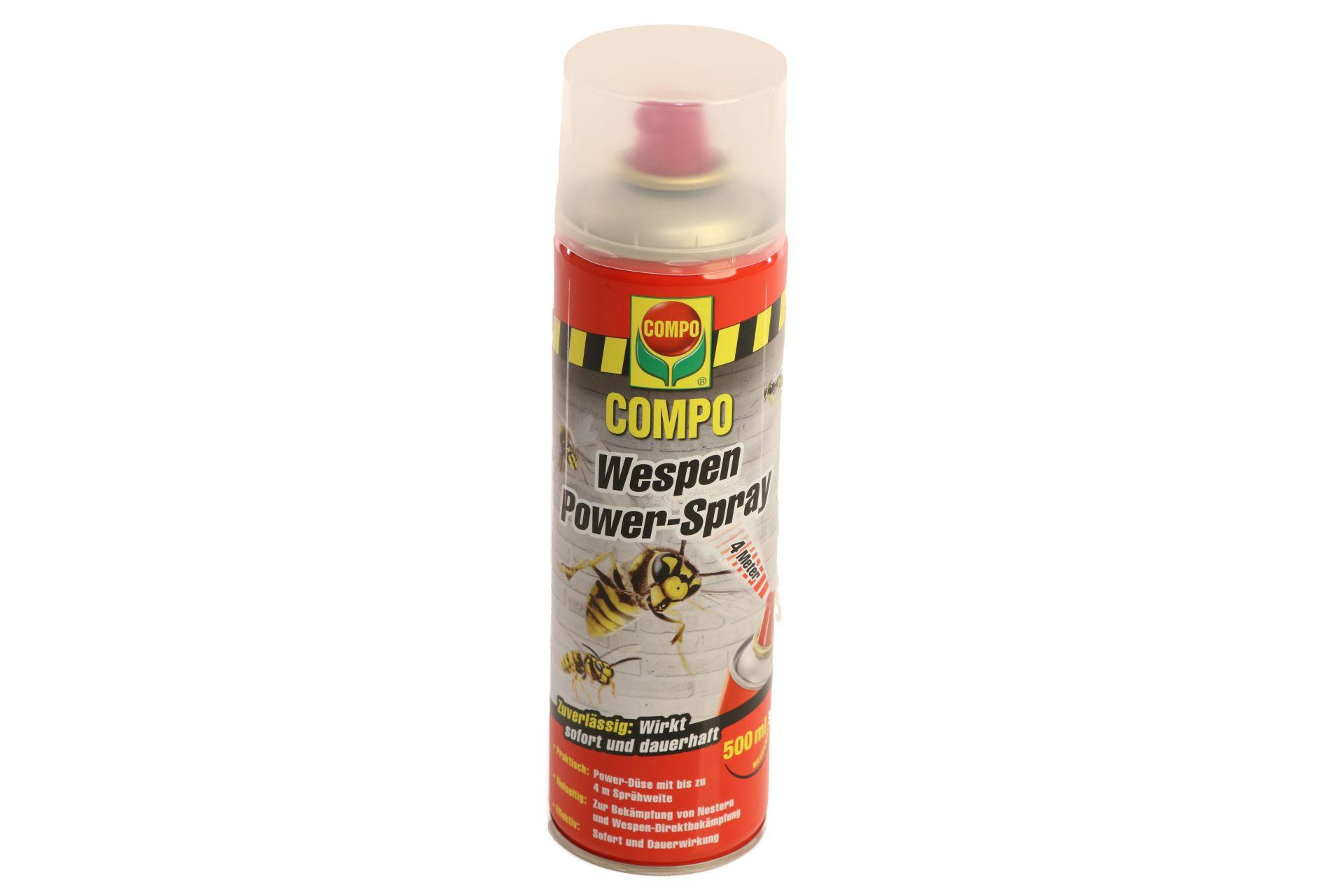 COMPO Wespen Power-Spray, 500 ml