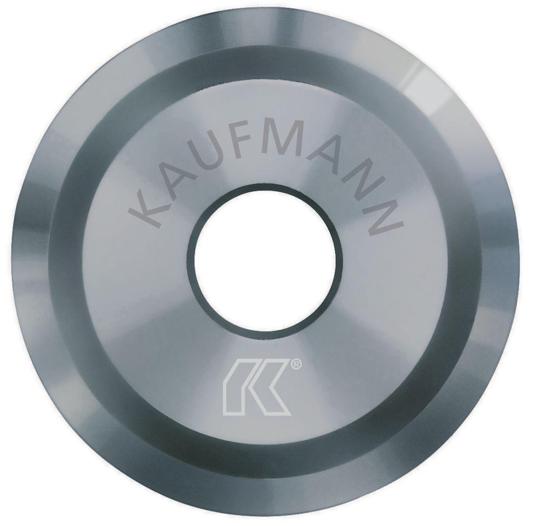 Kaufmann Hartmetall-Schneidrad PROFI, mit breiten und geschliffenen Flanken, Ø 22 mm