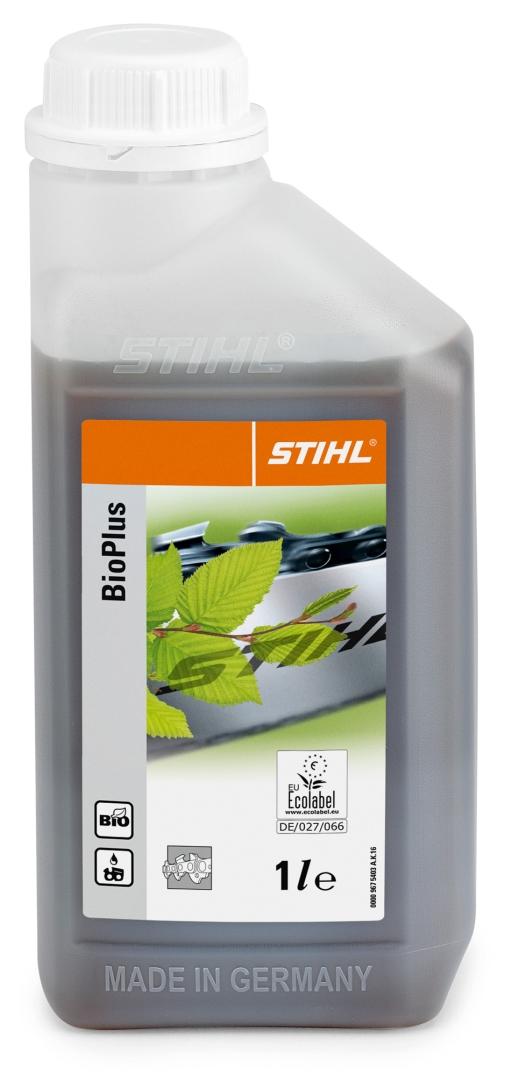 STIHL BioPlus Sägekettenhaftöl, 1 l