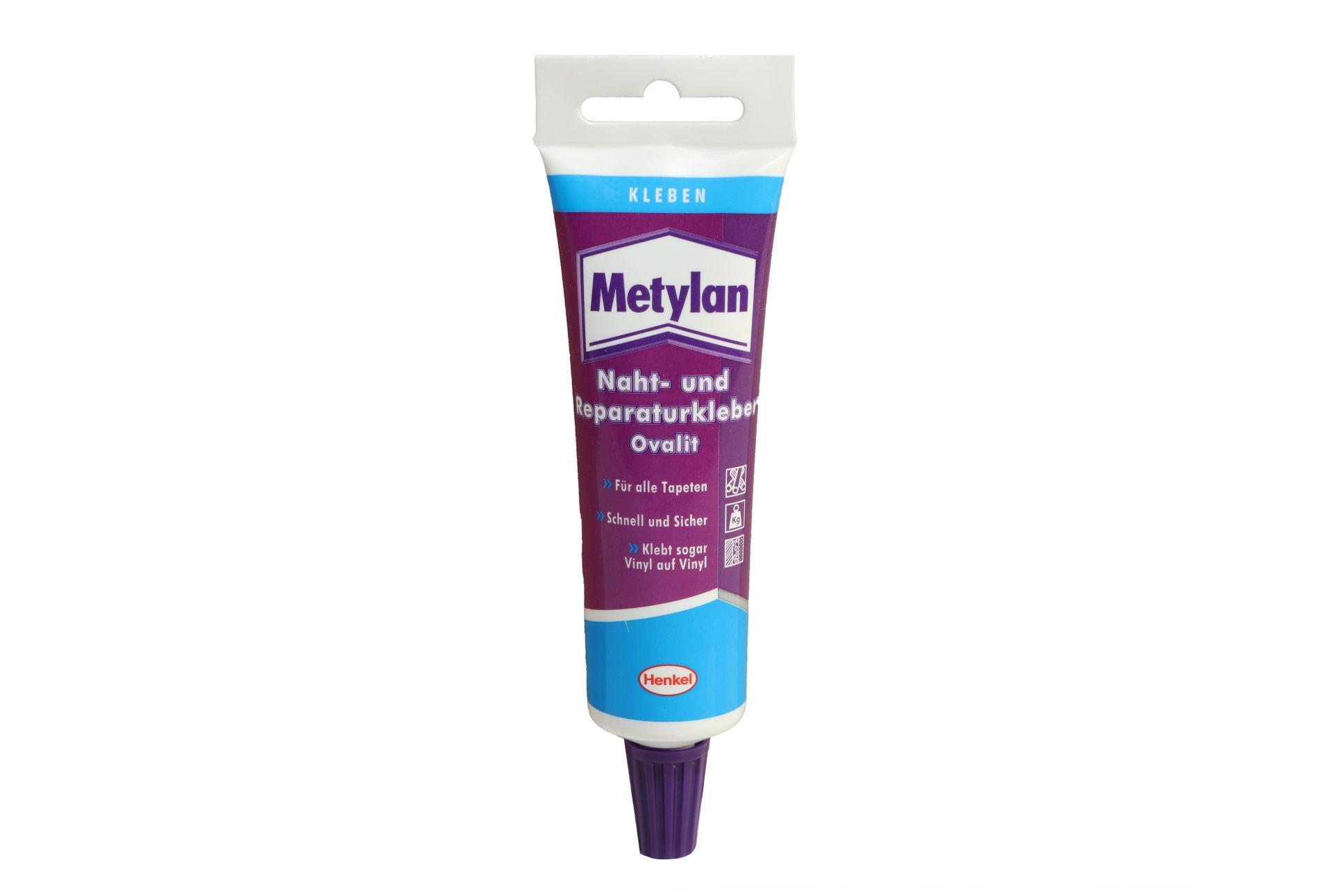 Metylan Naht- und Reparaturkleber Ovalit, 60 g