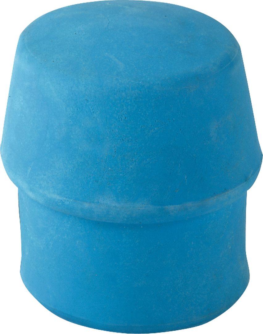 TRIUSO Gummikomposition, 50 mm, blau, Ersatz für Simplex Schonhammer