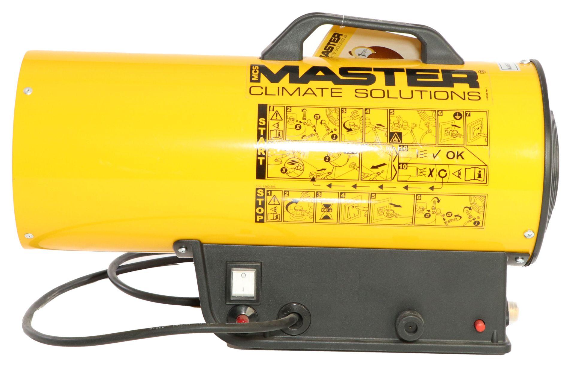 MASTER Propangasheizer BLP 17M, 10 - 16 kW