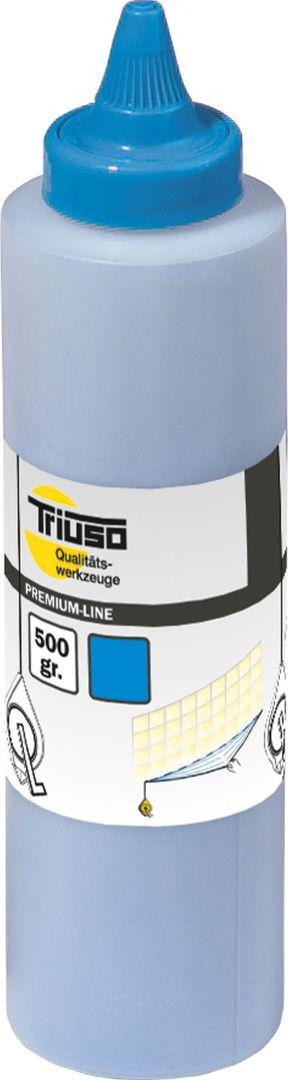 TRIUSO Farbpuder, blau, 500 g