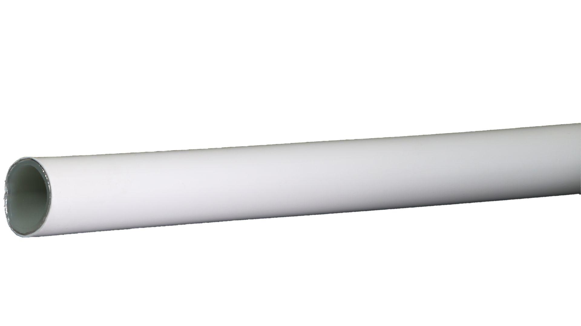 Marley AquaStec (TW) Alu-Verbundrohr 16 x 2 mm, 25 m