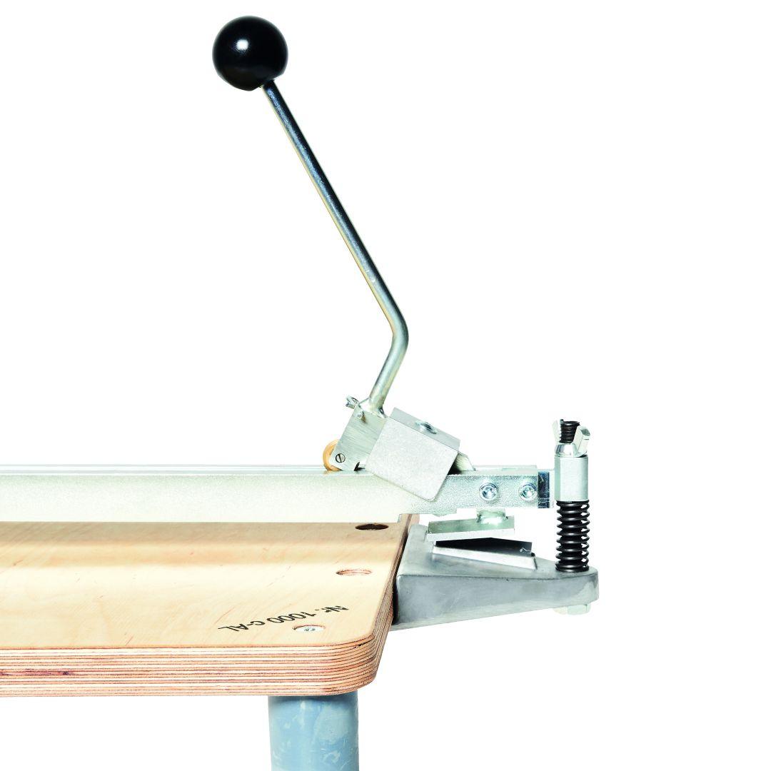 HUFA Fliesenschneidmaschine Schneidhexe Diagonal Ausführung c-AL Premium, 800 mm