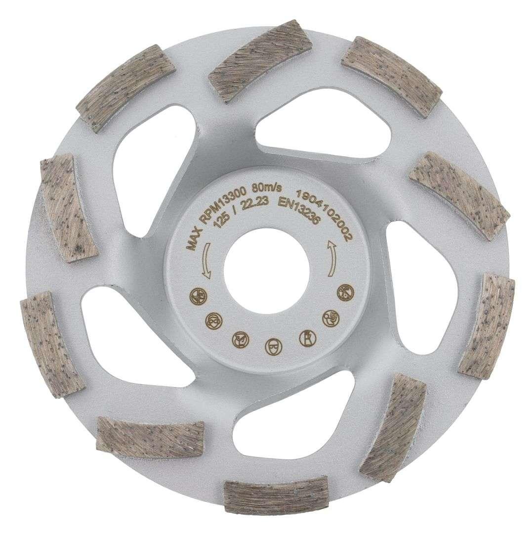 Hornung Premium Diamant-Schleiftopf Beton Turbo, Ø 125 mm