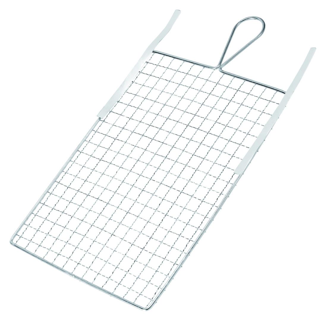 STORCH Abstreifgitter, Metall verzinkt mit Biegestreifen, 11 x 21 cm