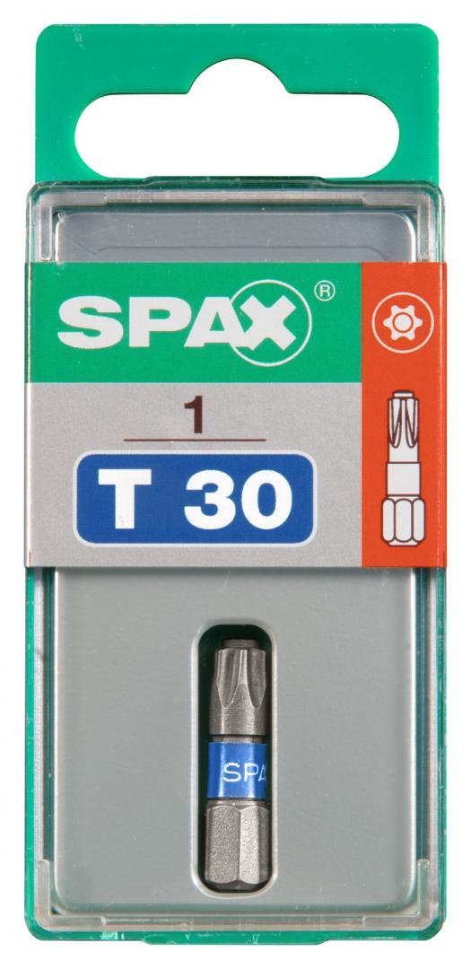 SPAX Bit T-STAR plus T 30, 6,4 x 25 mm