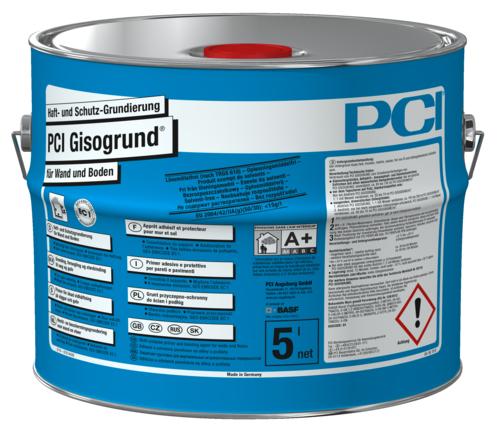 PCI Gisogrund, Haft- und Schutz-Grundierung für Wand und Boden, 5 l