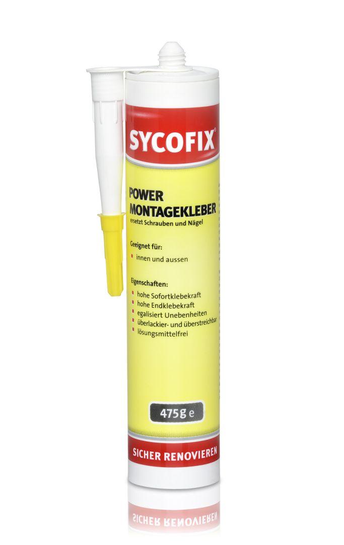 SYCOFIX Power Montagekleber, 475 g