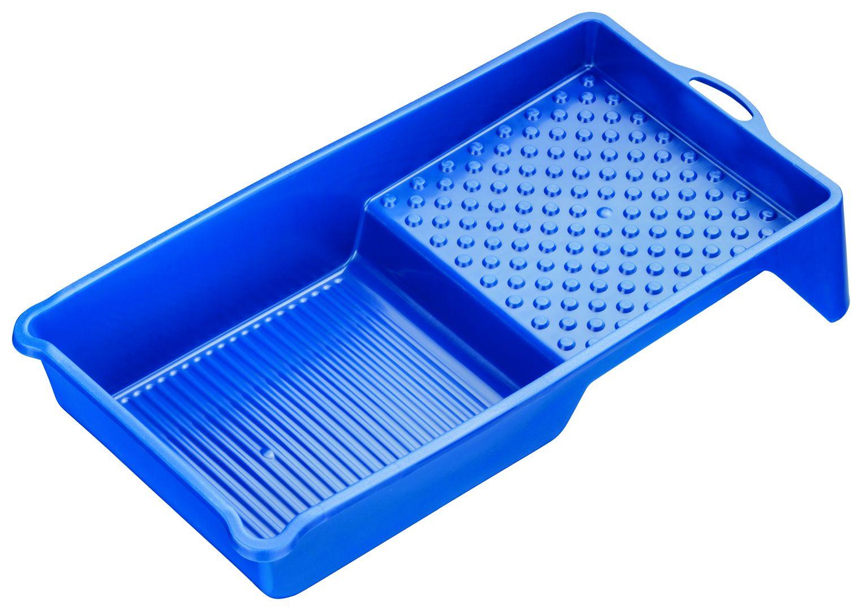 STORCH Farbwanne Kunststoff, blau, 18,5 x 19,5 cm