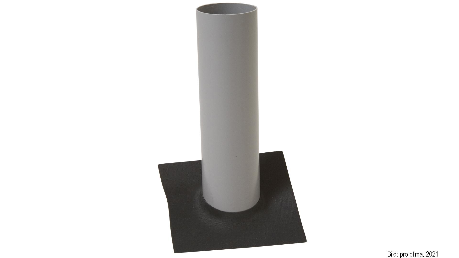 pro clima ROFLEX 100 Rohr-Manschette, 200 x 200 mm, für Rohre mit Ø 100 - 120 mm, 1 Manschette
