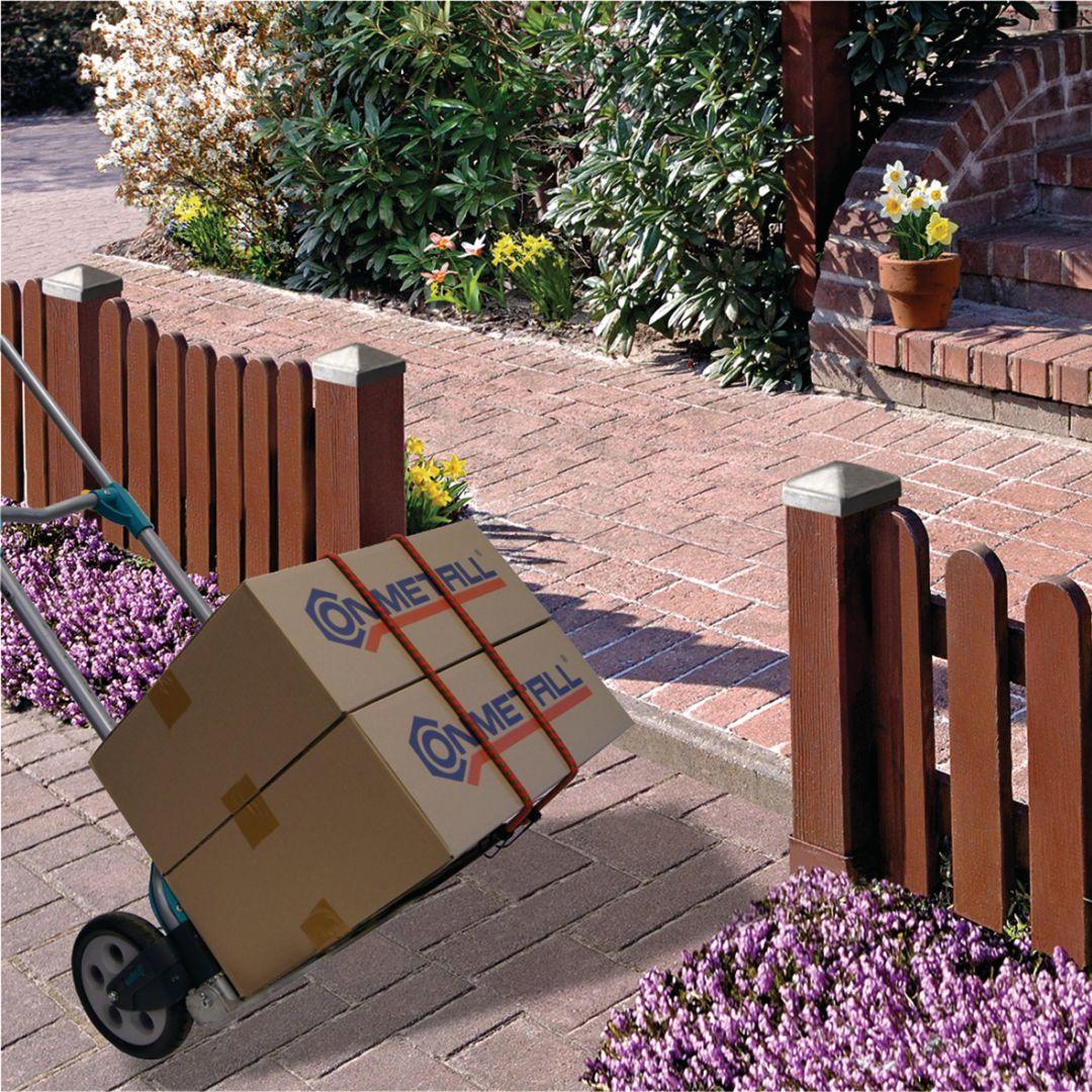 CONNEX Gepäckspanner 2 St, 60 cm