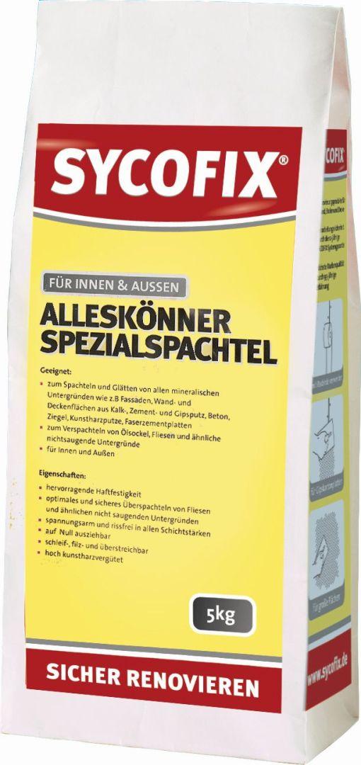 SYCOFIX Alleskönner Spezialspachtel 5 kg
