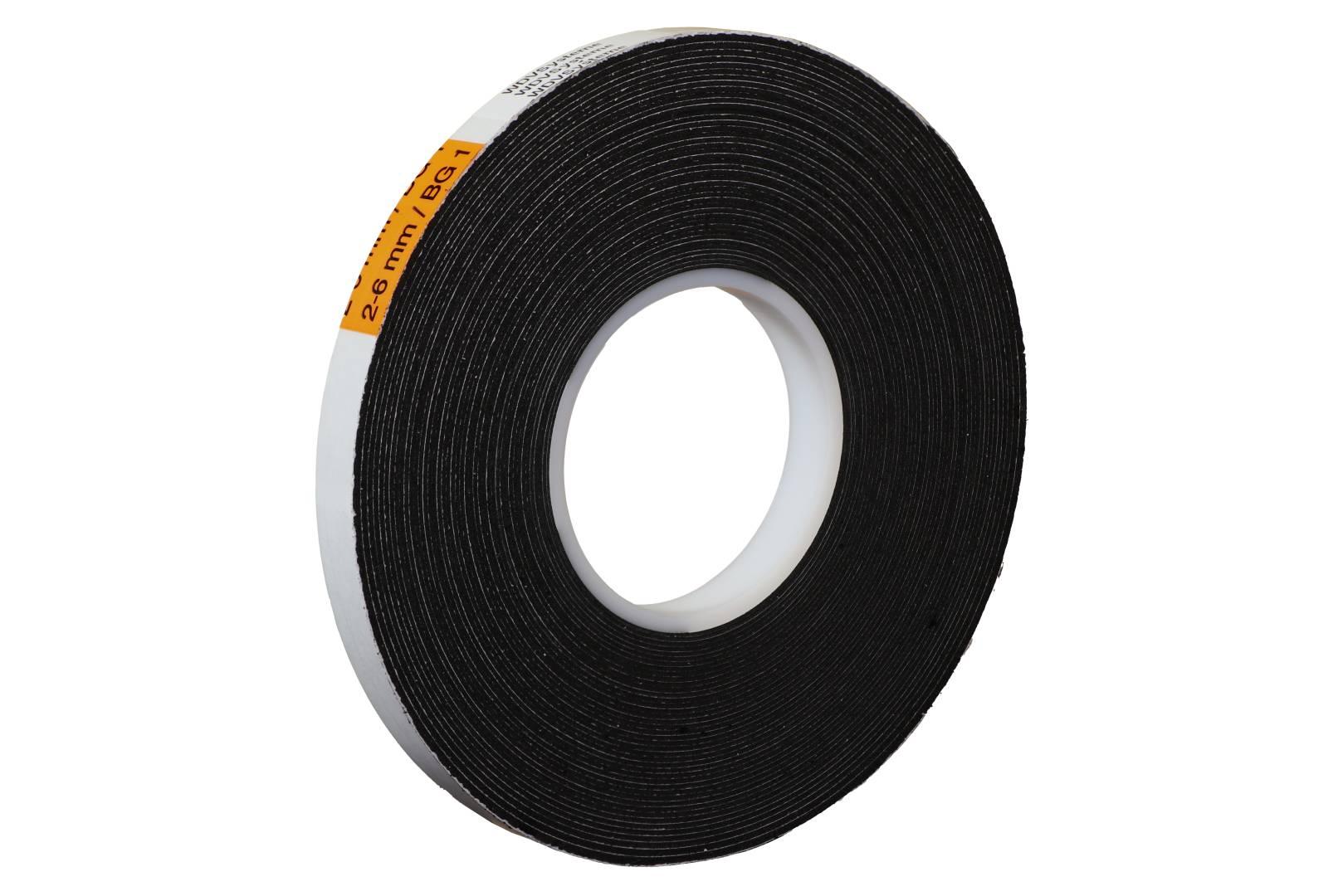weber.therm Fugendichtband 2D 15/2-6, Breite 15 mm, Stärke 2-6 mm, Länge: 18 m, 1 Rolle