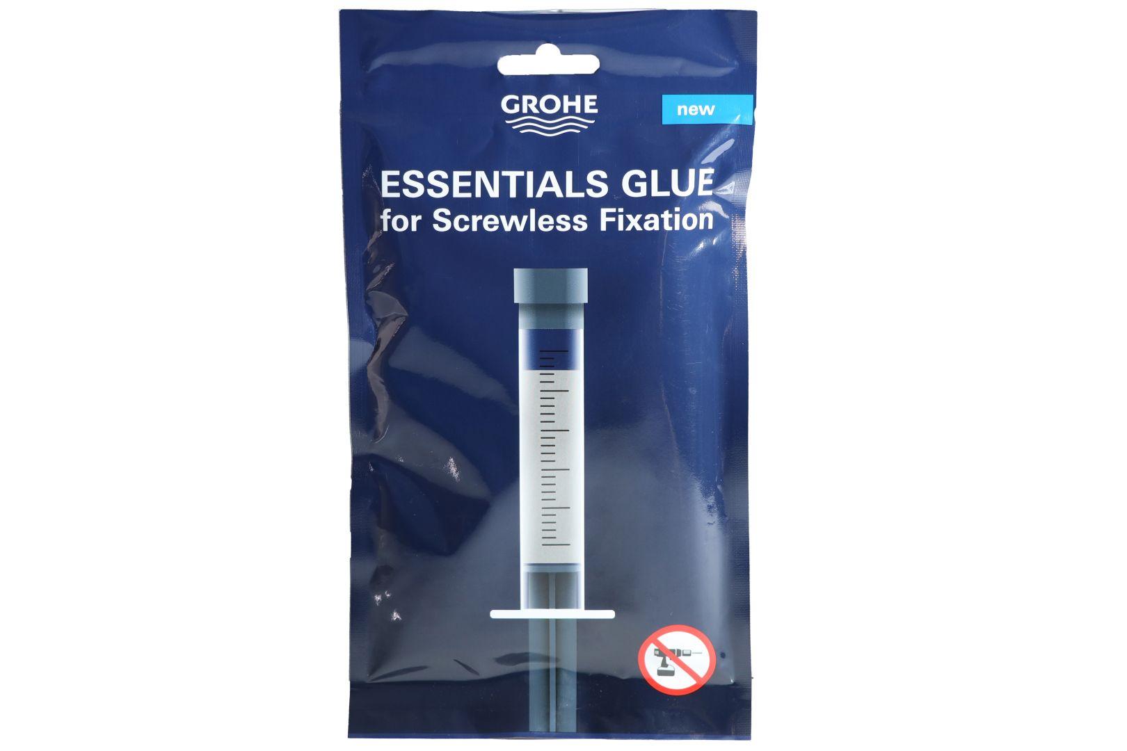 GROHE Montagekleber, Essentials Glue