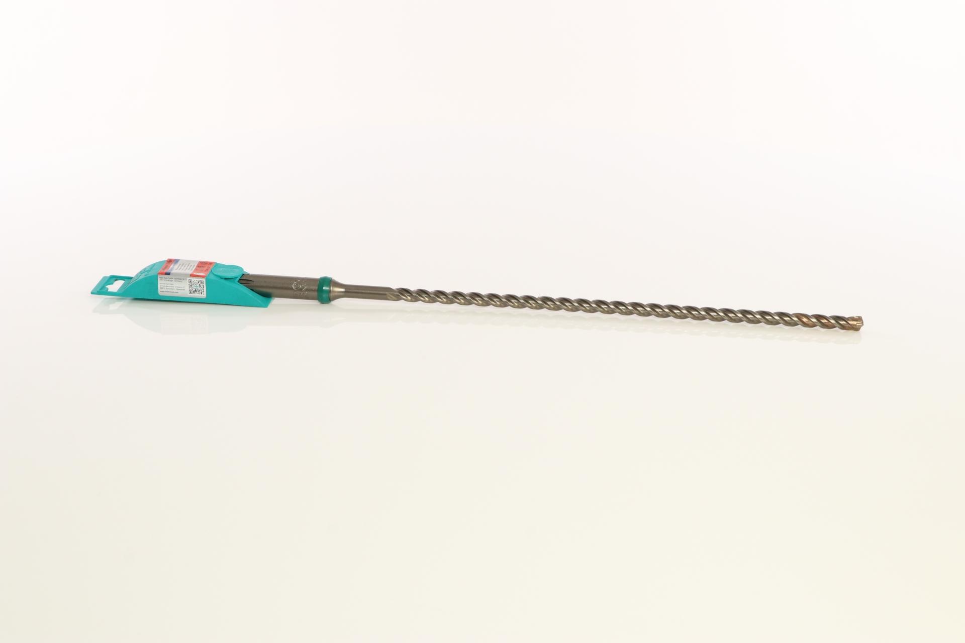 heller SDS-plus Hammerbohrer, Serie 'Trijet', Ø/A/G: 12/400/540 mm