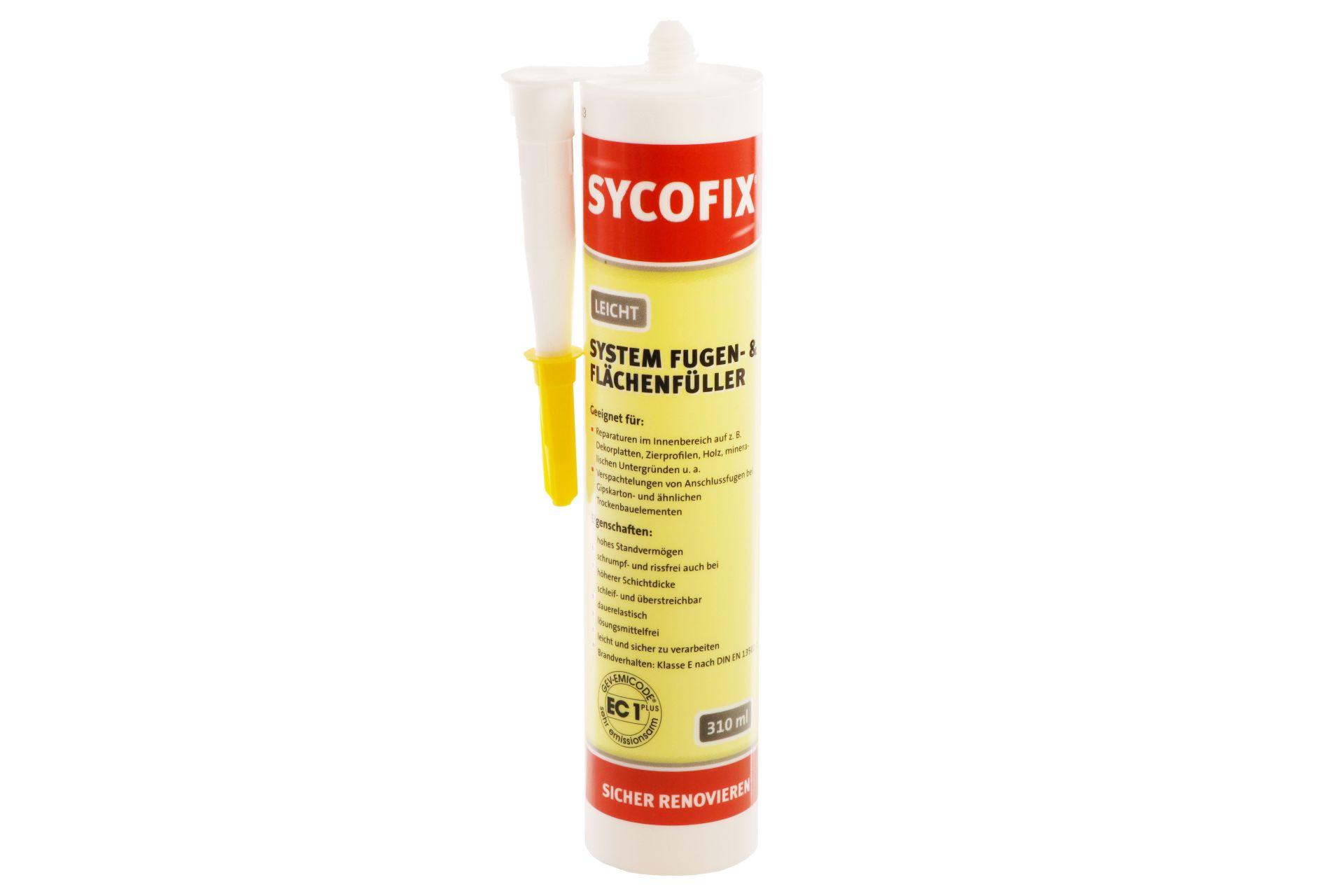 SYCOFIX System Fugen- und Flächenfüller, 310 ml