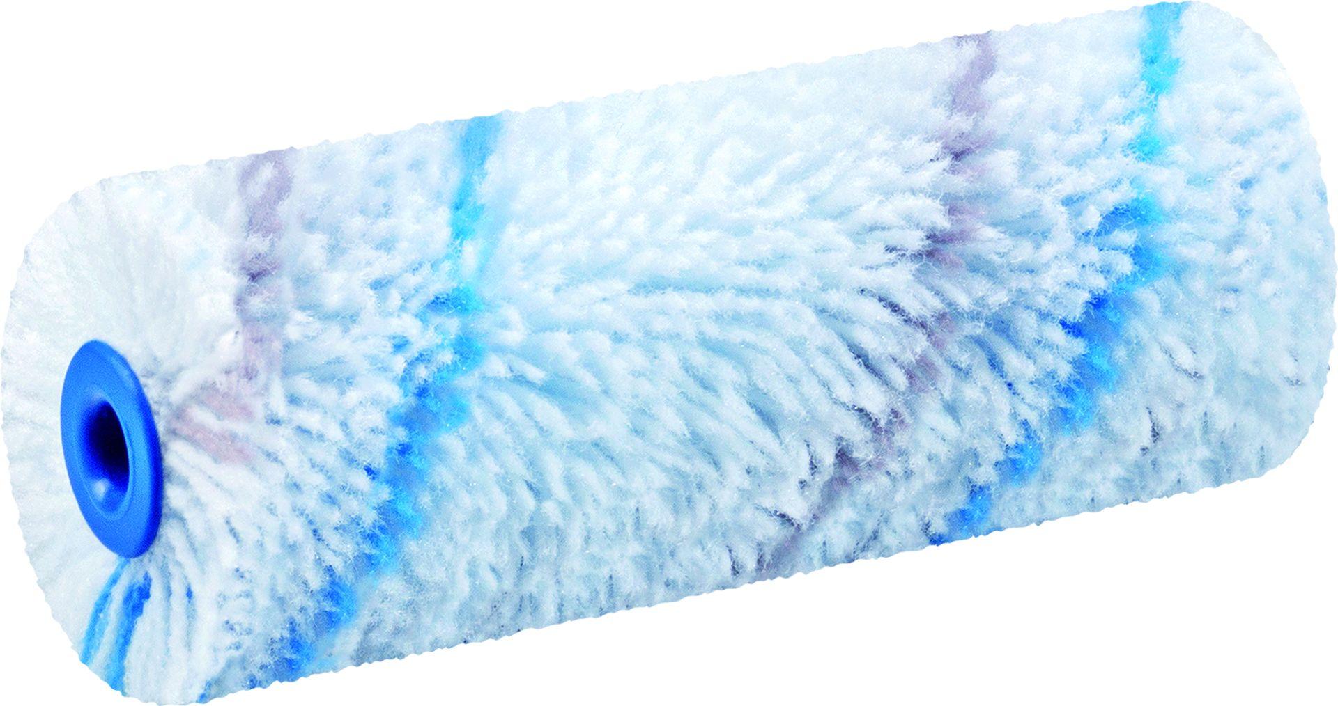 STORCH Walze, 10 cm, im 2er Pack, K16 Polyamid 12 Multicolor Blaugraufaden