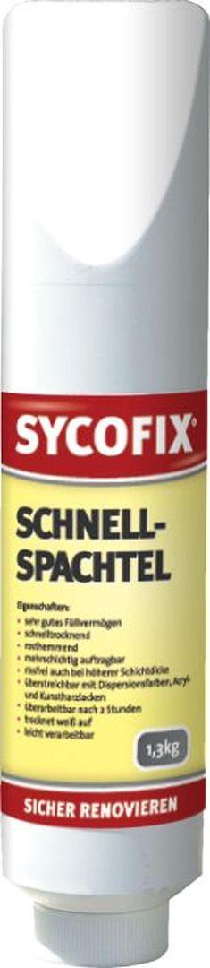 SYCOFIX Schnellspachtel, 1,3 kg