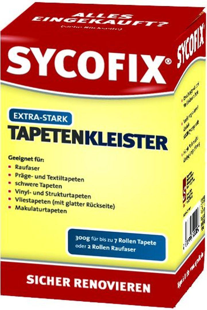SYCOFIX extra-stark Tapetenkleister, 300 g