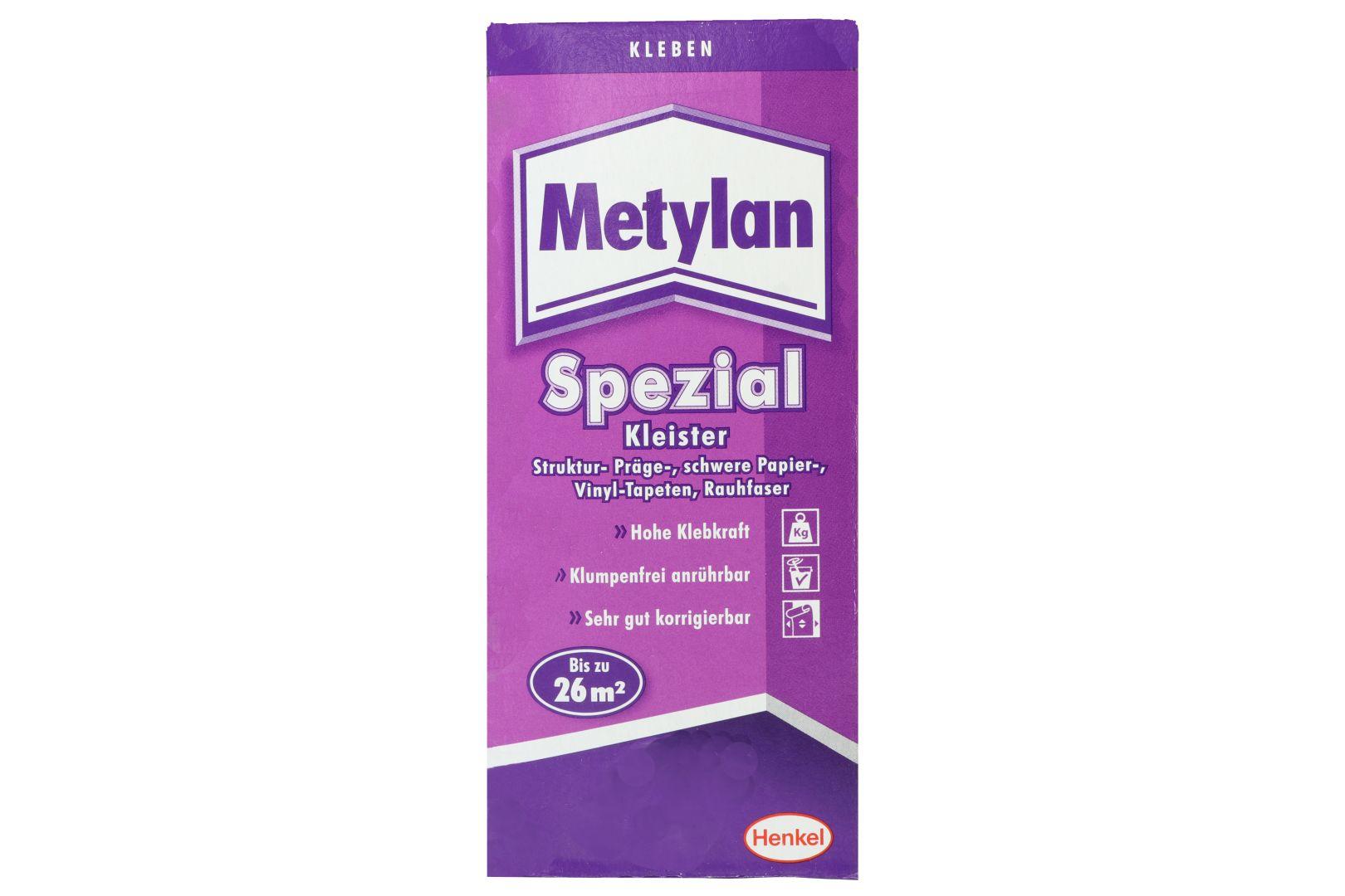 Metylan Spezial Kleister, Ausbeute ca. 26 m², 200 g