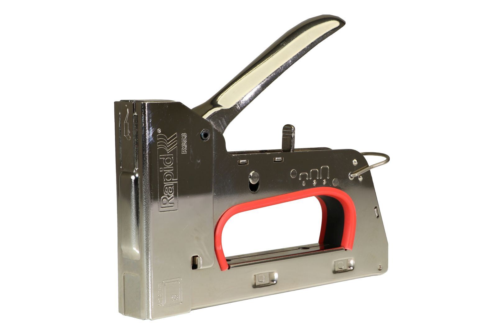 Rapid Handtacker R353, für Heftklammern Typ 53 mit 6 - 14 mm Schenkellänge