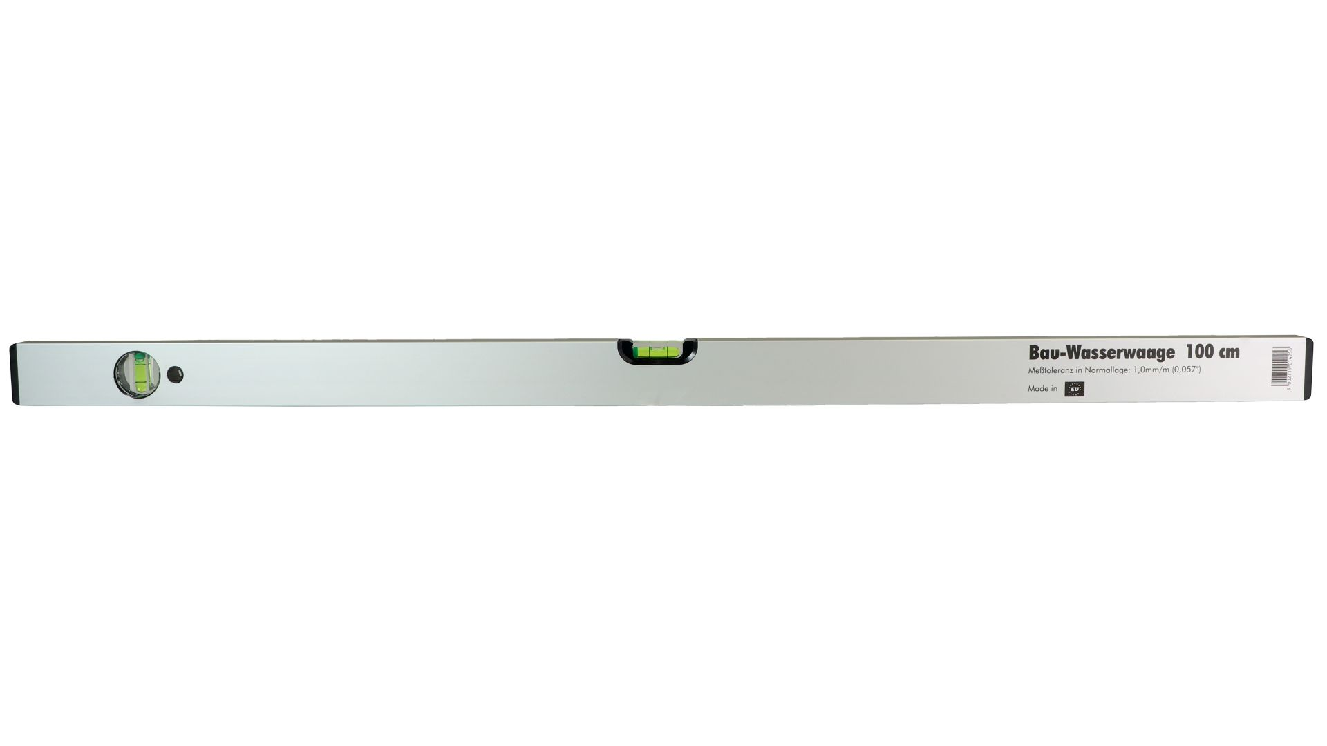 SOLA Alu-Wasserwaage, BAU 100, Länge 100 cm