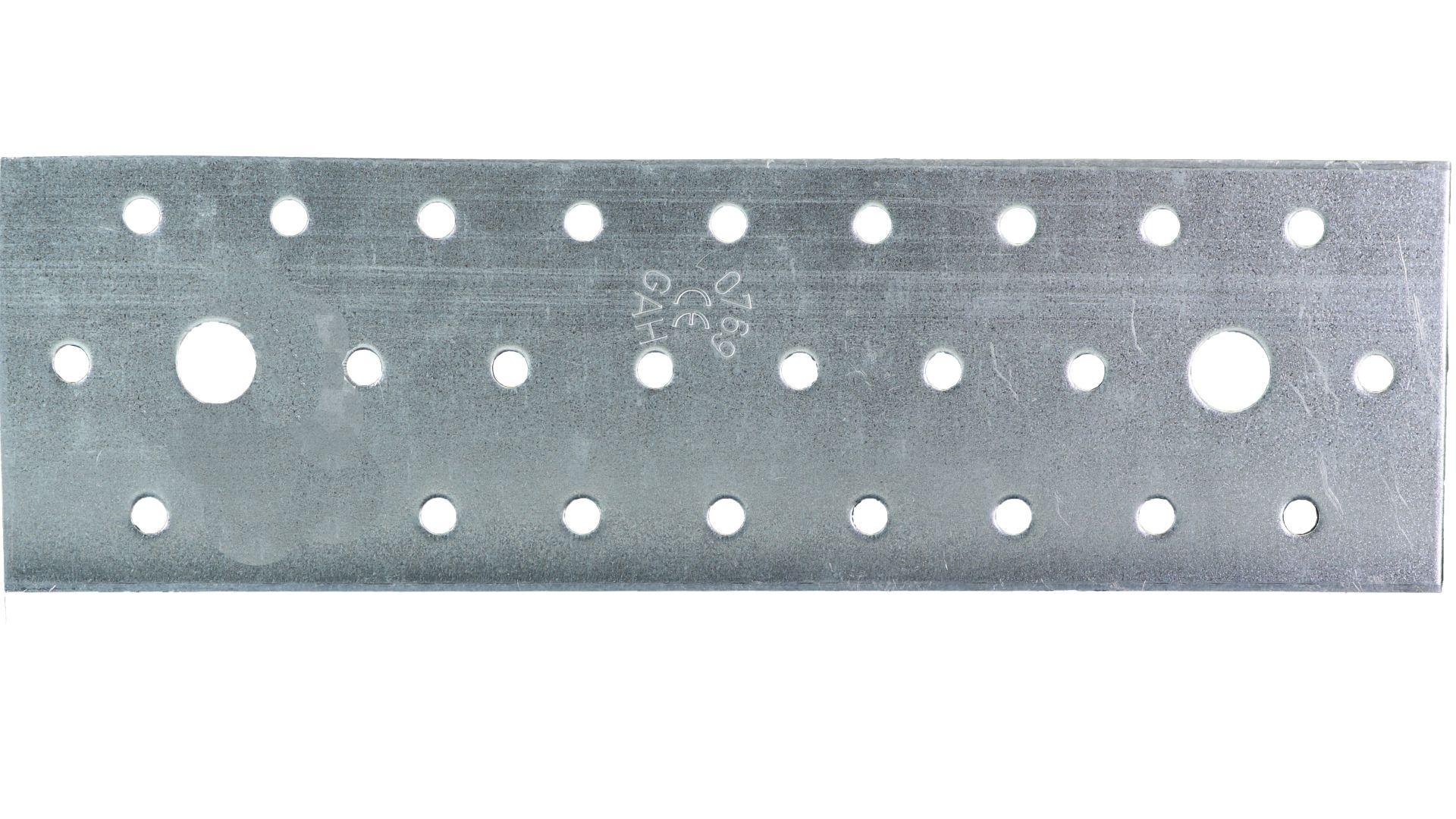 GAH Lochplatte, sendzimirverzinkt, 200 x 60 mm