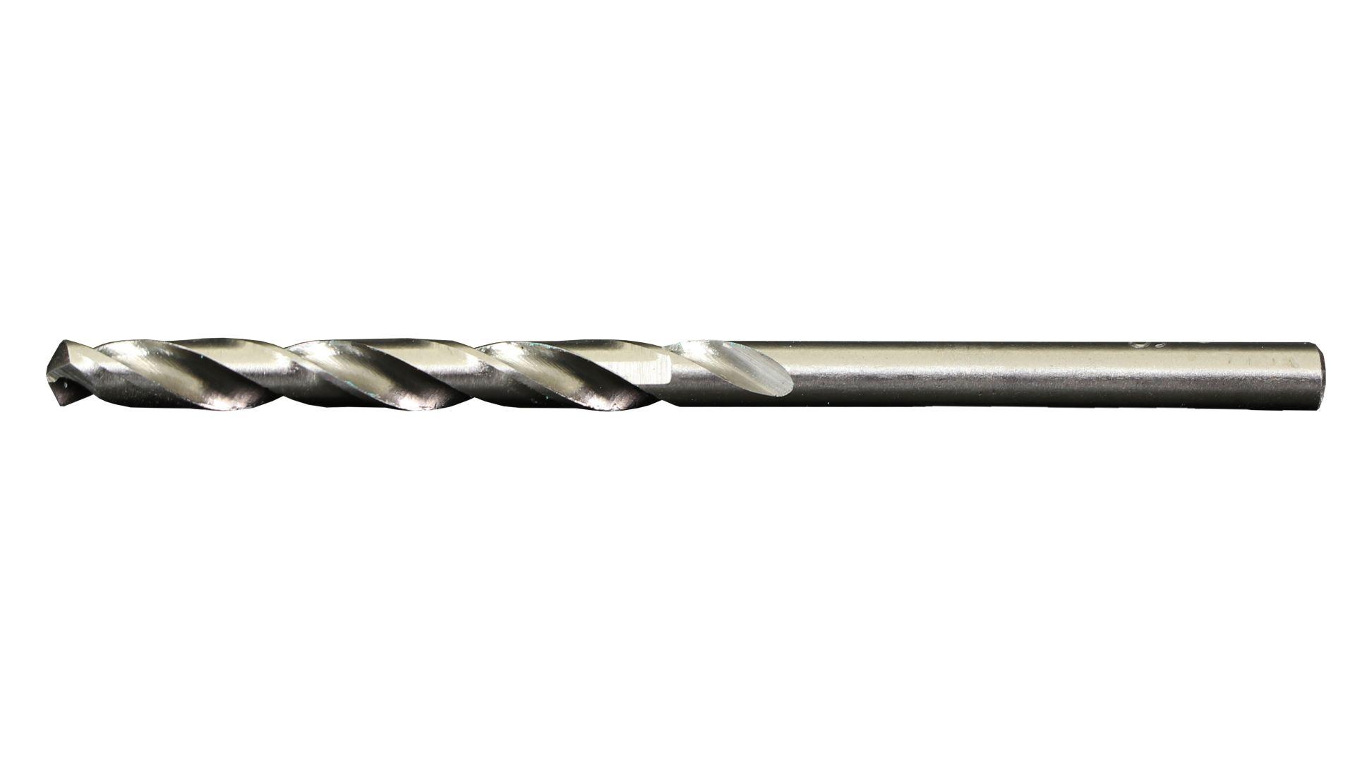 heller Super-Stahlbohrer, Serie 'HSS-G', Ø/A/G: 4,2/43/75 mm