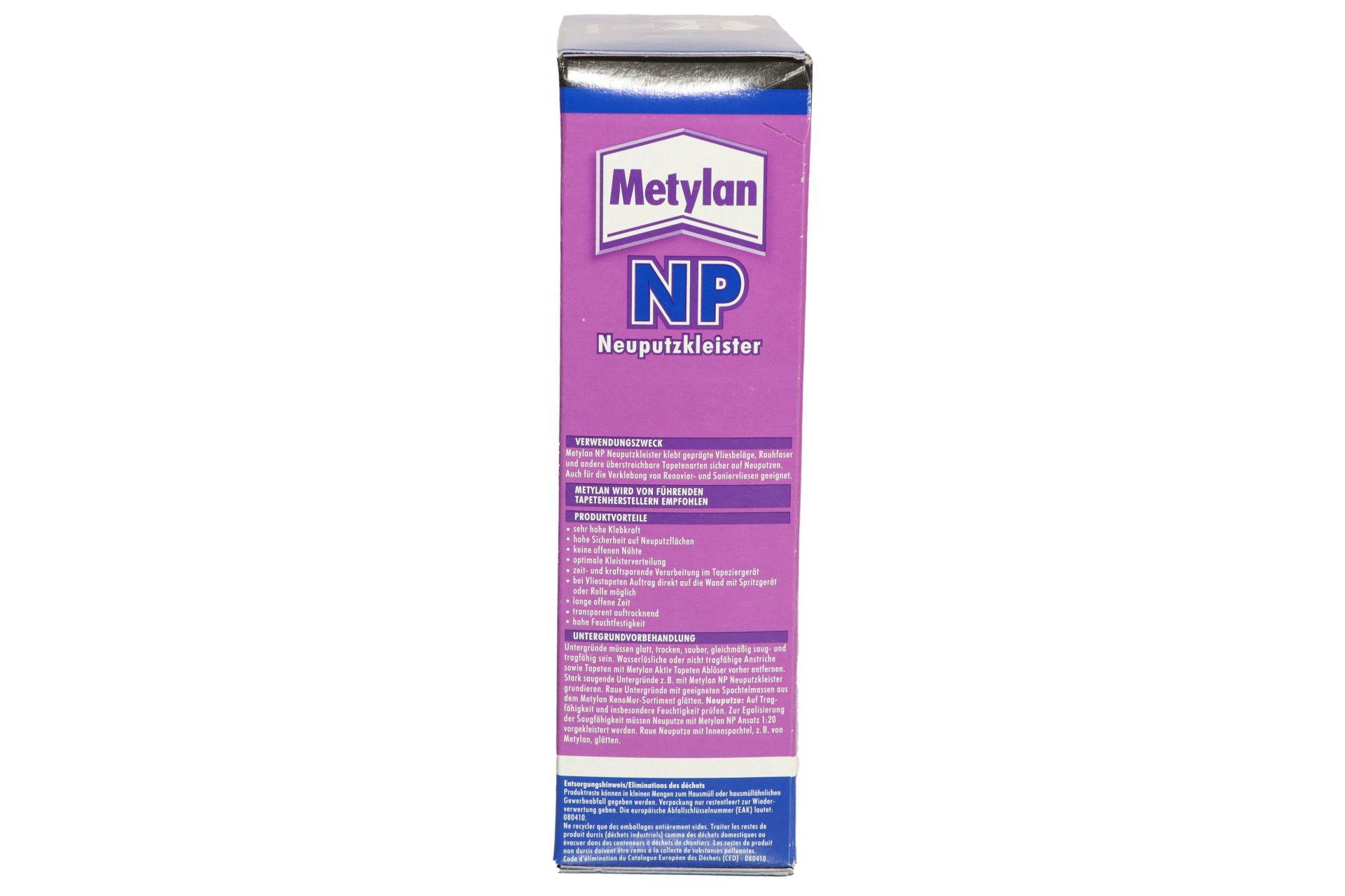 Metylan NP, Neuputzkleister, Ausbeute ca. 60 m², 1 kg
