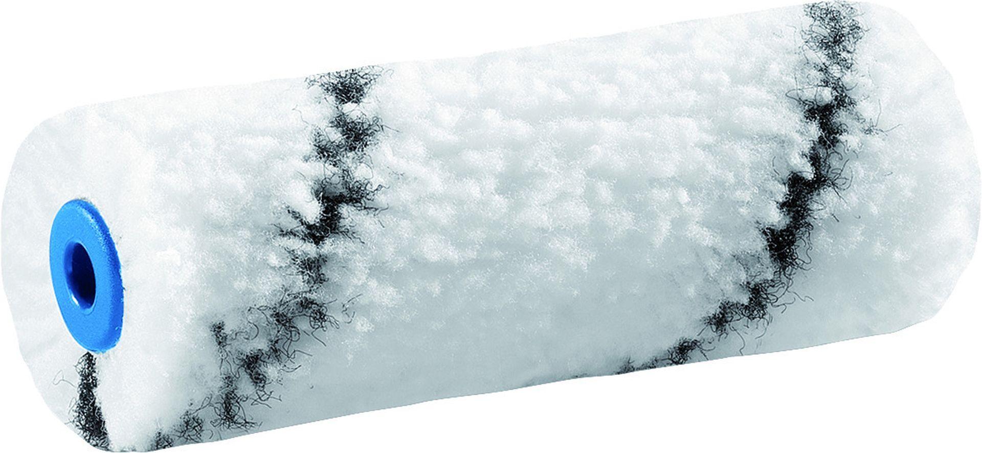 STORCH Walze, 10 cm, Polyester13, Schwarzfaden, Kern-Ø 16 mm, im 2er Pack