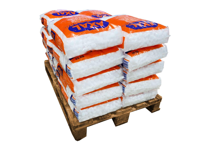 AXAL PRO Regeneriersalz, Salztabletten zur Wasseraufbereitung, 20 x 25 kg auf Palette **Versandkosten PLZ-abhängig**