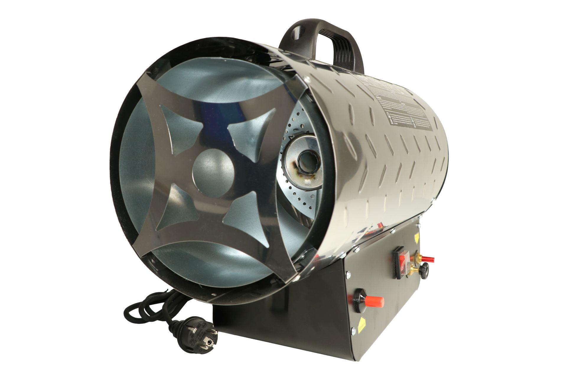 ROWI Propangasheizer HGH 30000/4 R INOX, 21 - 33 kW