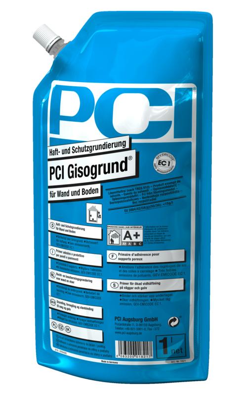 PCI Gisogrund, Haft- und Schutz-Grundierung für Wand und Boden, 1 l