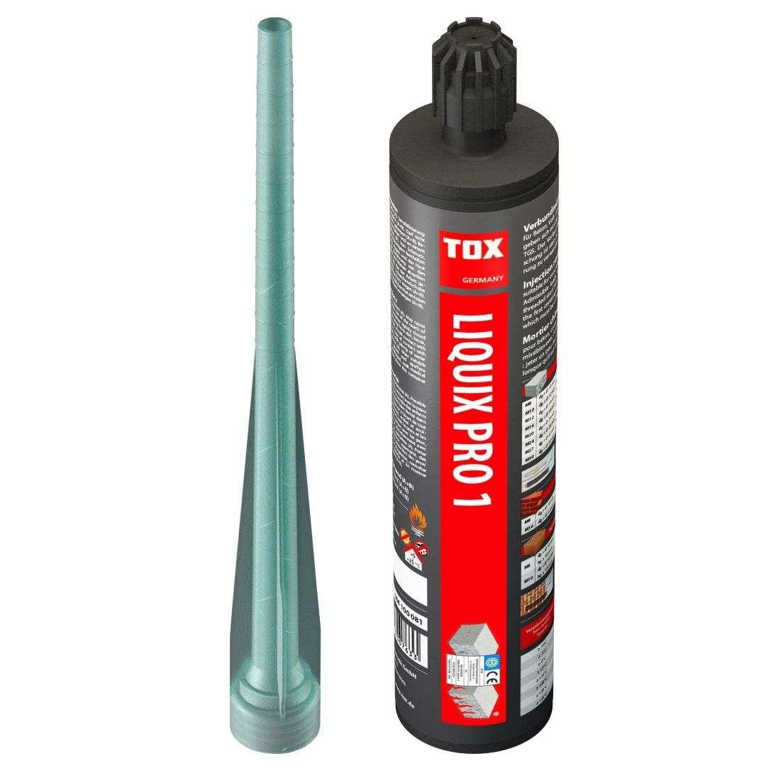 TOX Verbundmörtel Liquix Pro 1, styrolfrei, 280 ml
