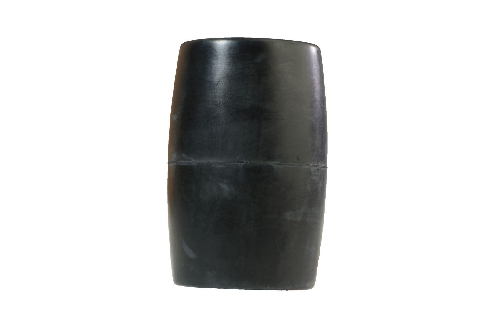 GO/ON Gummihammer, schwarzer Gummieinsatz, 53 mm