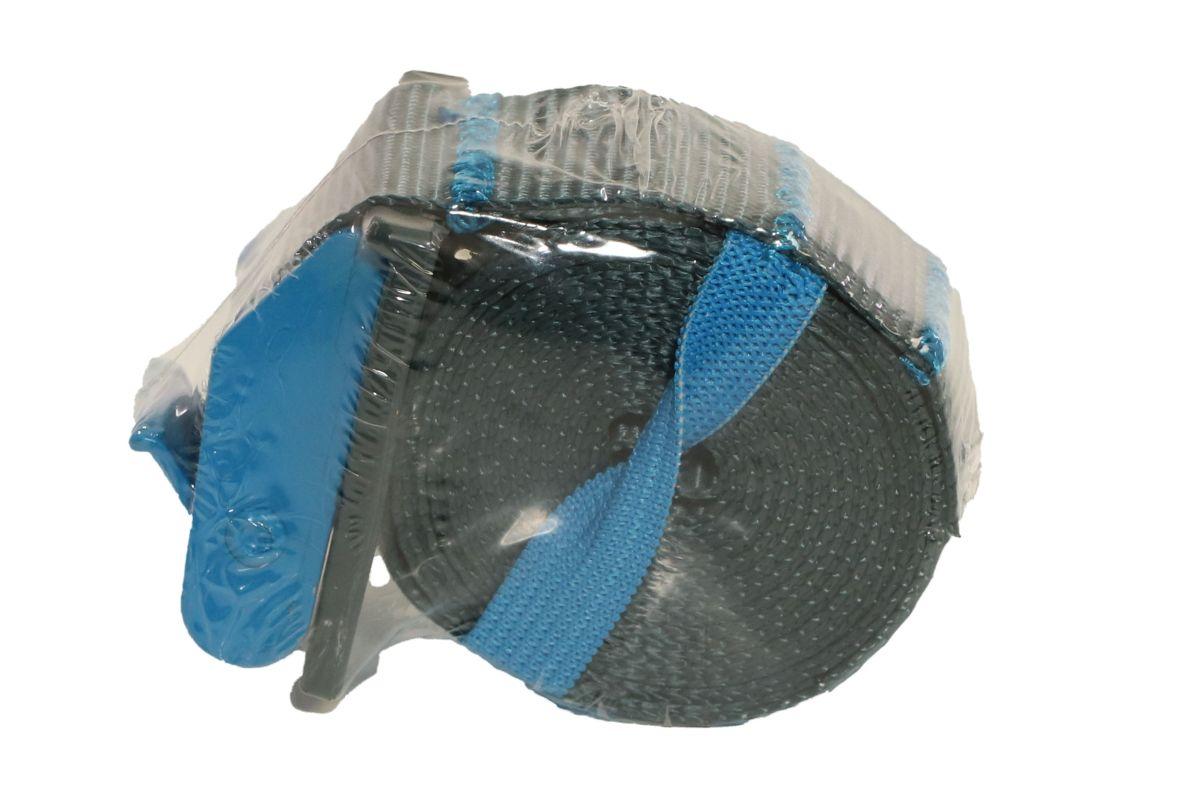 CONNEX Mini-Zurrgurt, 3 m x 25 mm, bis 200 kg, blau