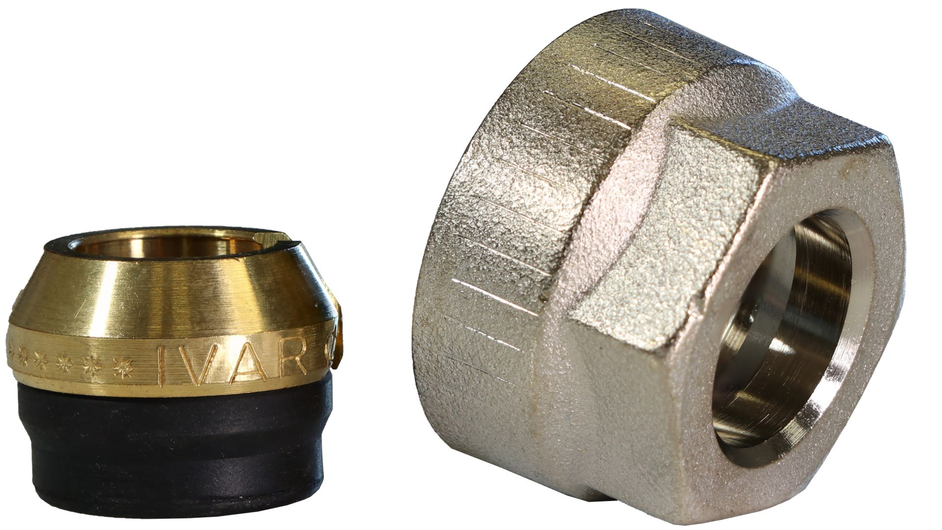 Marley DreMa (TW) Euro-Adapter für 12 mm Kupferrohr (Nr. 23),  3/4 Zoll Innengewinde Euro-Konus
