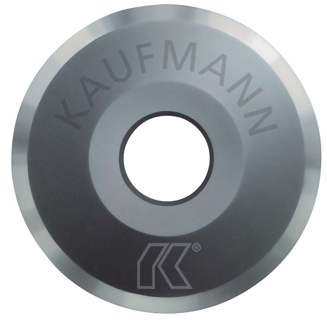 Kaufmann Hartmetall-Schneidrad, mit schmalen Flanken, Ø 22 mm