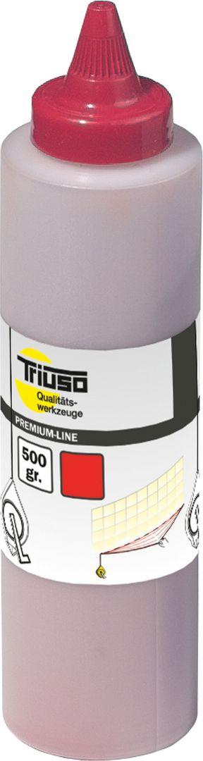 TRIUSO Farbpuder, rot, 500 g