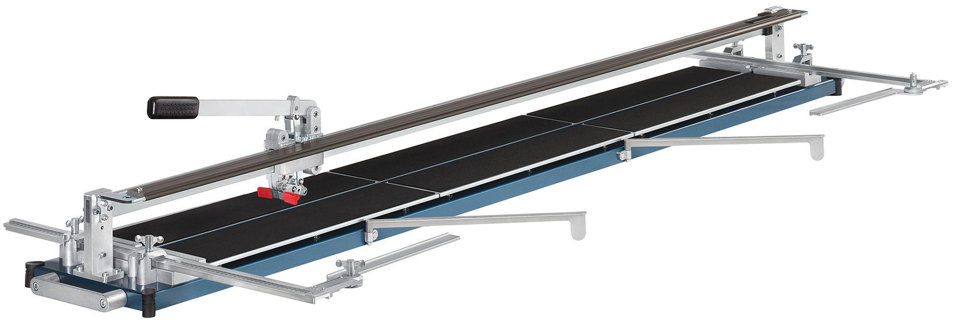 Kaufmann Fliesenschneidmaschine TOPLINE PRO 1.830 mm, mit Doppelführung und zwei langen Anschlagwinkeln